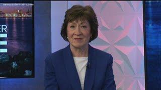 Talking politics with Sen. Susan Collins