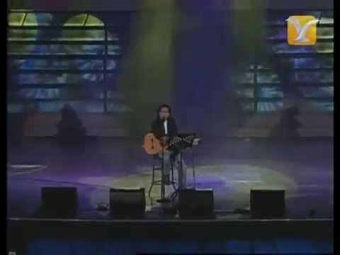 Andrés Márquez (ex Illapu), Vuelvo, Festival de Viña 1999