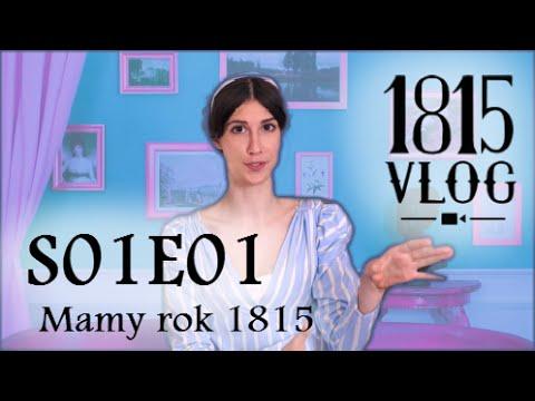 Mamy rok 1815 - S01E01