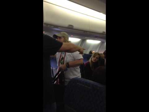 Thumbnail: Crazy woman gets arrested on a plane