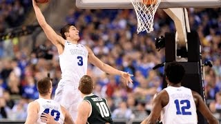 Grayson Allen - The Most Explosive PG in The Country (Career Highlights)