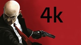 Hitman  Absolution - MAXED out 4K/60FPS - Graphics Amplifier (GTX 1070)
