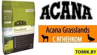 Купить КОРМ Acana Grasslands Акана для КОШЕК в Минске сухой корм для КОТА и КОТЯТ доставка АКЦИИ