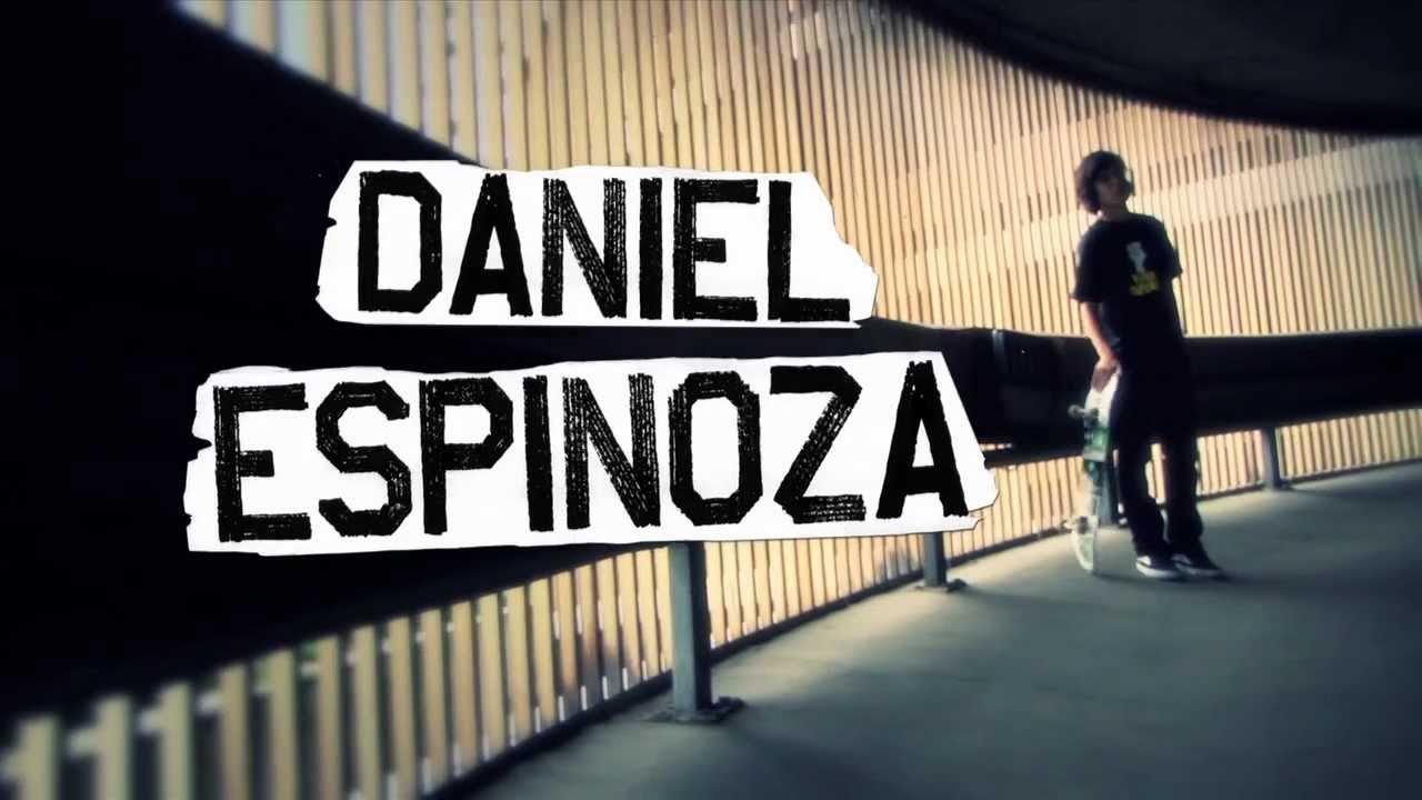 CLICHÉ SKATEBOARDS DANIEL ESPINOZA COMMERCIAL - YouTube ea714c9442a