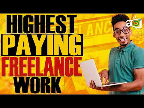 Top 10 Highest Paying Freelance Jobs Today
