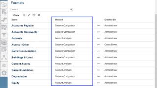 Overview: Standard Formats in Account Reconciliation video thumbnail