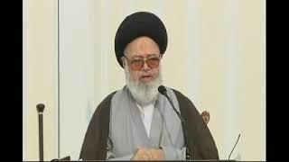 السيد عبدالله الغريفي - نحيي عاشوراء إمتثالاَ لأمر أهل البيت عليهم السلام