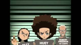 Asheru- Judo flip (the boondocks theme song)