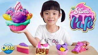 Trò Chơi Làm Bánh Squishy ORB Slimi Café ❤ AnAn ToysReview TV ❤