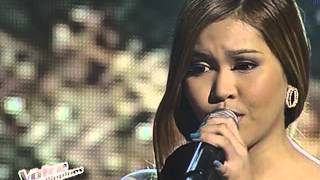 THE VOICE Philippines : Penelope Matanguihan 'SUPERSTAR' Live Performance