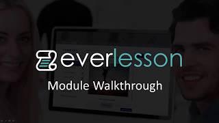 EverLesson – Module Walkthrough