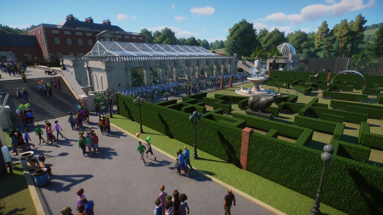Download Planet Zoo Tour of Goodwin House