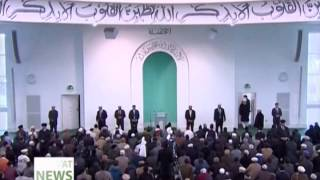 News Report: Friday Sermon 7 February 2014 The Exemplary Ahmadi Muslim