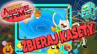 WYZWANIA Z KASETAMI   Bloons Adventure Time TD   PL