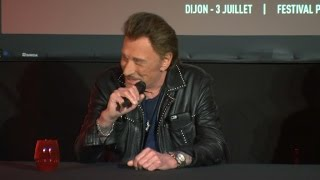 Johnny Halliday: