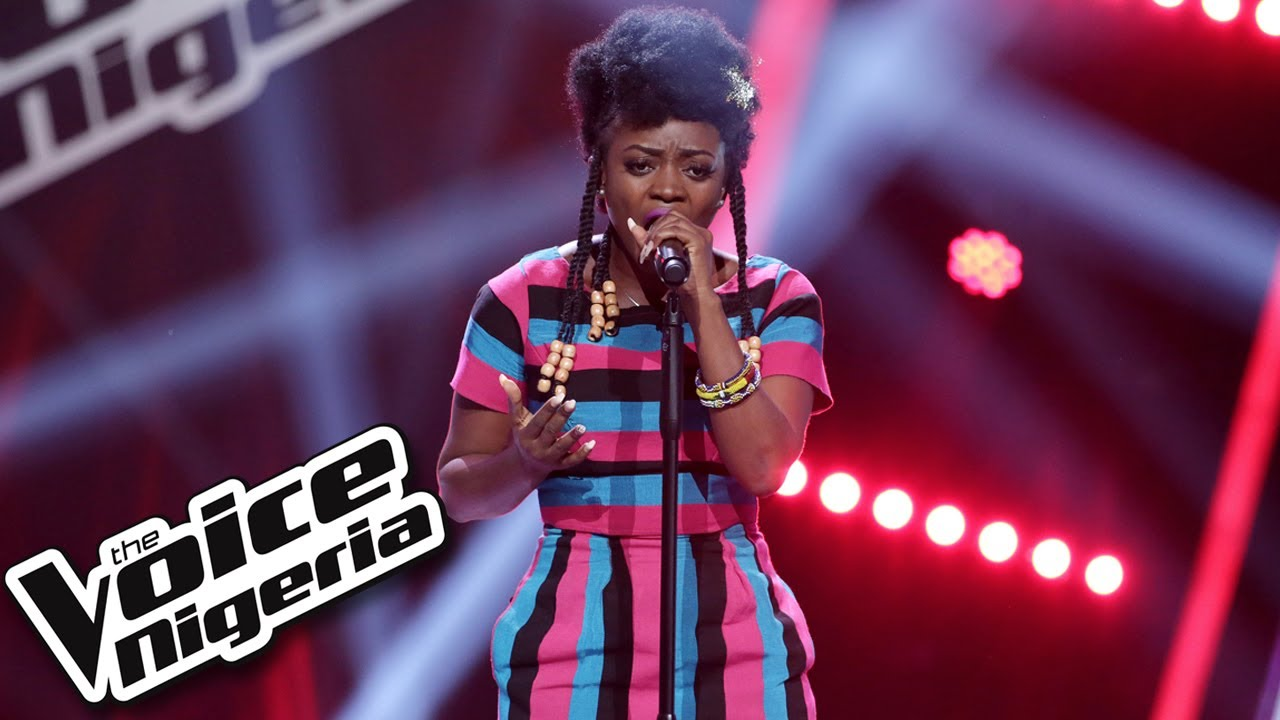 Download Zorah Julius sings 'Dangerous Woman' / Blind Auditions / The Voice Nigeria Season 2