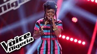 Zorah Julius sings 'Dangerous Woman' / Blind Auditions / The Voice Nigeria Season 2