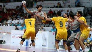 الشوط الأول | لخويا 27 - 17 الغرافة | البطولة الآسيوية لكرة اليد2016