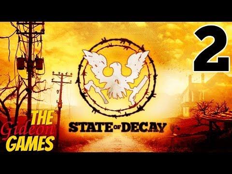 Прохождение State of Decay [HD|PC] - Часть 2 (Два друга)