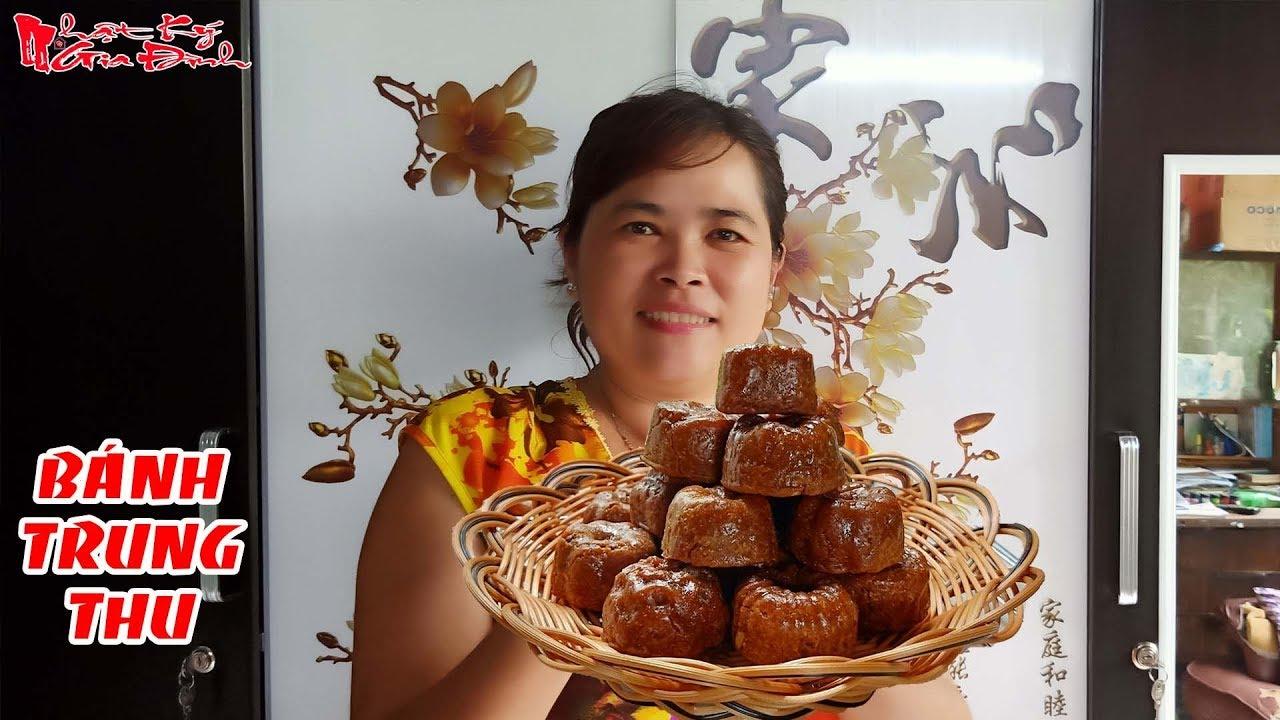 Hướng Dẫn Làm Bánh Trung Thu Nhân Đậu Đỏ Thơm Ngon Bổ Dưỡng Tại Nhà   NKGĐ