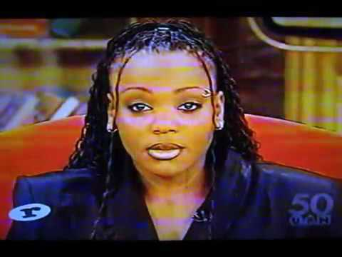 GANGSTER DISCIPLE FEMALE GANGBANGER ON TALK SHOW