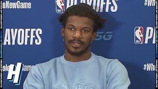 Jimmy Butler Postgame Interview - Game 2 | Heat vs Bucks | September 2, 2020 NBA Playoffs