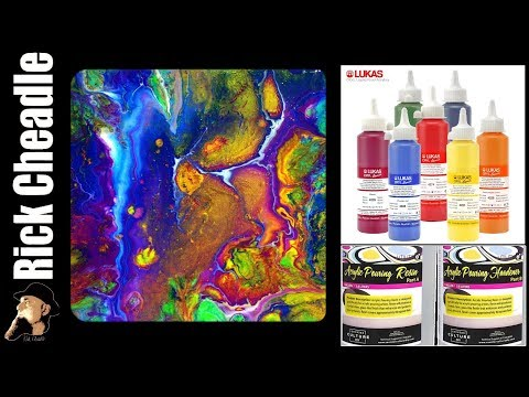 LUKAS CRYL Liquid Fluid Acrylics and Coconut Milk Hair Serum Resin Finished with Counter Culture DIY