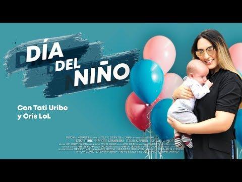 PRIMER DÍA DEL NIÑO DE VALENTINO / Tati Uribe & Cristian Vlogs thumbnail