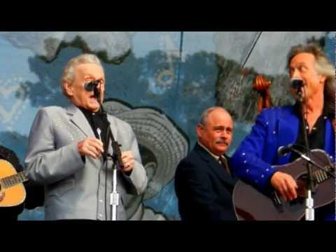 Hardly Strictly Bluegrass 2012 - Ralph Stanley & Jim Lauderdale