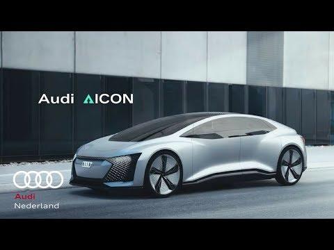 Audi Aicon concept car: autonome topklasse