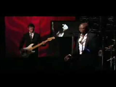 Seal - It's a man's world