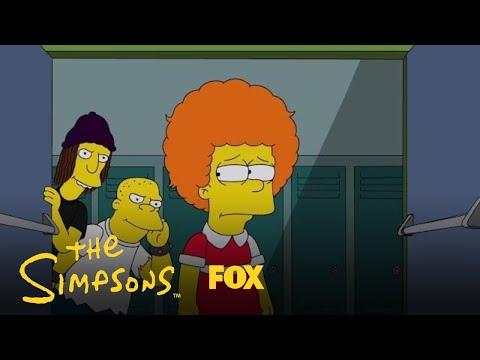 Bart Sings As Little Orphan Annie | Season 29 Ep. 17 | THE SIMPSONS