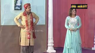 Best of Zafri Khan New Stage Drama Full Comedy Funny Clip