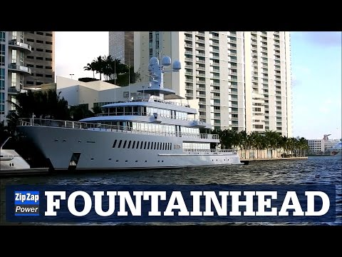 FOUNTAINHEAD Yacht at EPIC Marina