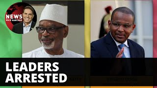 Mali armed forces mutiny, arrest president & prime minister