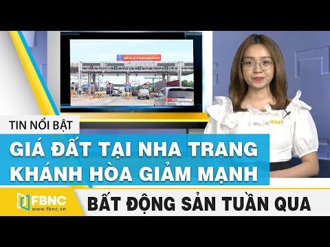 Tổng hợp tin tức bất động sản   Giá đất tại Nha Trang, Khánh Hòa giảm mạnh   FBNC