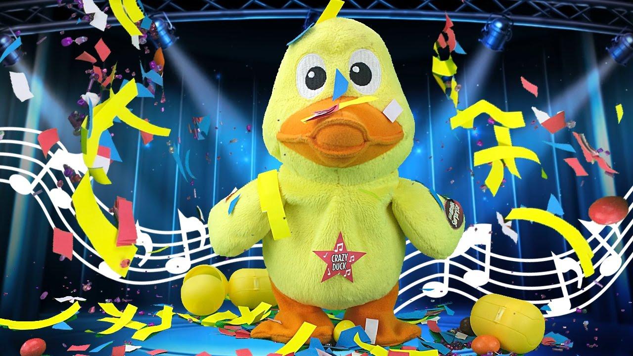 Ballo Qua Qua Dance Eggs Music Surprise Youtube