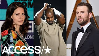 Chris Evans & Lana Del Rey Slam Kanye West's 'Absolutely Terrifying' Politics