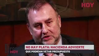 Revuelta en cárceles /  Hacienda advierte que podrían vetar presupuesto / Cáncer de mama