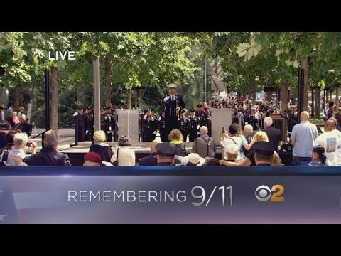 9/11 Memorial Ceremony Part 2