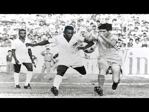 Cápsula del Tiempo - Alianza F.C vs El Santos de Pelé