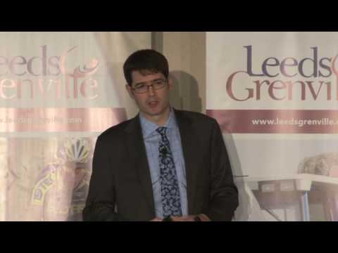 Economic Development Summit 2016 | A Giant Tiger Game Changer for Leeds Grenville