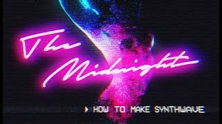 How To Make Synthwave with The Midnight - Kick