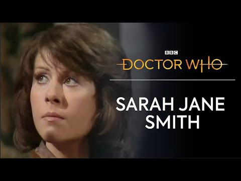Sarah Jane Smith | Doctor Who