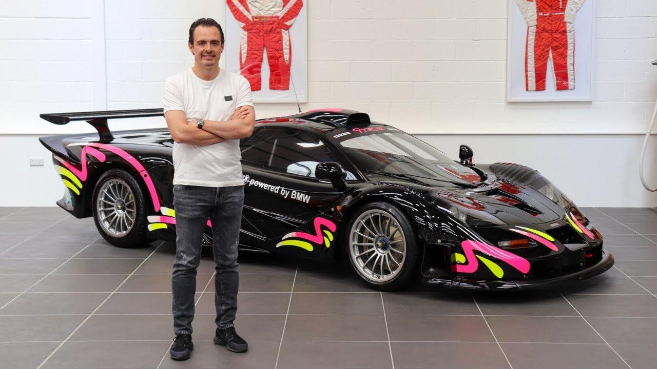 Tom Talks: McLaren F1 GTR Longtail - Tom Hartley Jnr