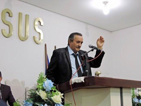 Questiona Ou Adora/Jeová - Ivonaldo Albuquerque - 8º Congresso De Jovens AD Araripina (PE)