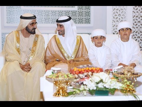 Sheikh Mohammed Daughter Sheikha Maryam Wedding Reception  held at the Dubai World Trade Centre.