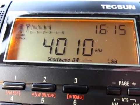 Kyrgyz Radio 1, 4010 Khz