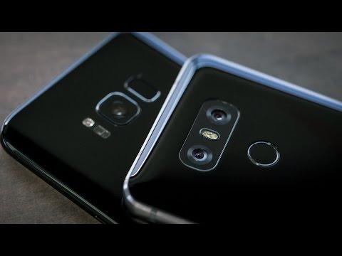 Samsung Galaxy S8 vs LG G6 camera test | Last Cam Standing IV