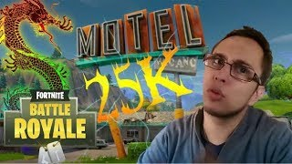 ON ATTENDS THE NEW COMBAT PASSE ON FORTNITE 258 TOP 1 GO THE 25k